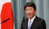 日本支持美国关于中国在东海非法行动的声明