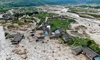 中国发生洪灾与上游水资源管理问题