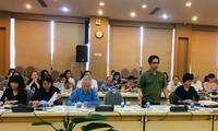 越南国会常委会监督自贸协定落实情况