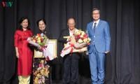 越美建交25周年纪念活动