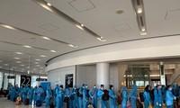 将正在日本、加拿大、新加坡的越南公民接回国