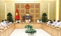 越南将严厉惩处违犯防疫规定的行为