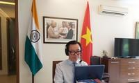 越南向印度投资者介绍宏观经济政策