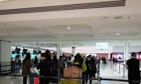 将340多名在澳大利亚的越南公民接回国