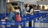 欧盟允许11个域外国家公民入境