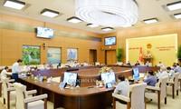 越南国会常务委员会向《为国立功者优待法令修正案》提供意见