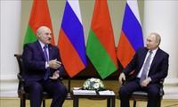 俄罗斯承诺向白俄罗斯提供安全援助