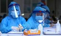 越南8月20日新增14例新冠肺炎确诊病例
