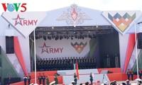 越南参加俄罗斯国际军事比赛