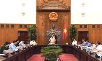 政府总理阮春福:更加主动预防自然灾害
