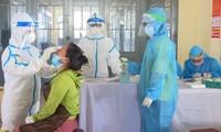 越南9月2日新增2例新冠肺炎确诊病例
