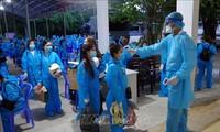 自9月1日起入境越南并接受集中隔离的人员要付费