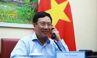 越南重视与德国的战略伙伴关系