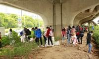 提升社区意识,为首都绿色环境共同行动