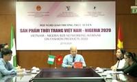尼日利亚进口商关注越南时尚产品
