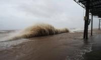 全国各地主动应对东海即将发生的大暴雨和自然灾害
