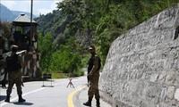 克什米尔地区印度和巴基斯坦紧张升级