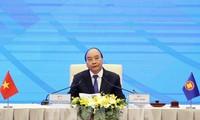 越南政府总理阮春福将在二十国集团峰会上发表演讲
