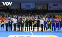 2020年国家杯室内五人制足球锦标赛开幕