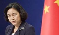 以卷入香港问题为由,中国将对美国采取反制措施