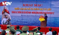 """""""黄沙与长沙归属越南—历史证据与法律依据""""地图资料展在薄辽省举行"""