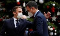 法国总统马克龙感染新冠病毒     其他国家元首要隔离