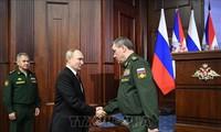 俄罗斯承诺为保障世界局势稳定作出努力