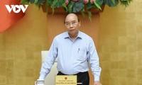 越南政府总理阮春福值防范流行病国际日之际发表公开信