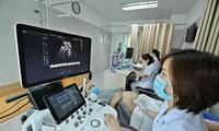 联合国人口基金会向越南提供医疗设备及物资援助