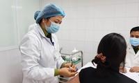 注射越南新冠疫苗志愿者身上产生抗体