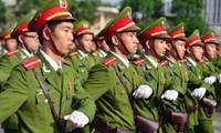 越南共产党关于建设和巩固国防安全的新思维