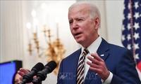美国新任总统拜登承诺加强与英国和北约盟国的关系