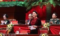 各国政党、国际组织向越共十三大致贺电