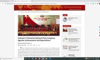 印度专家强调越南在全球论坛上扮演着重要的国际角色