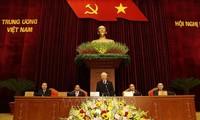 国际媒体纷纷报道越共十三大选举产生新的领导班子