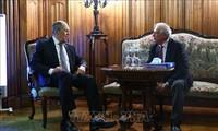 欧盟和俄罗斯主张合作