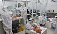 越南新增新冠肺炎社区传播确诊病例13例