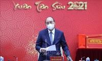 越南卫生部全力防控新冠肺炎大流行并积极治疗新冠肺炎患者