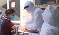 2月13日,越南无新增新冠肺炎社区传播病例