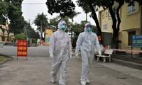 2月14日上午越南无新增新冠肺炎确诊病例
