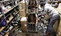 日本发生地震:导致至少80人受伤和局部失电