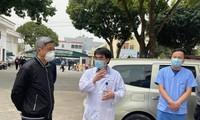卫生部副部长阮长山:海阳省新冠肺炎疫情基本得到控制