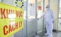  2月20日越南无新增新冠肺炎社区传播病例