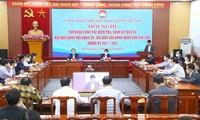越南祖国阵线组织选举监督人员培训