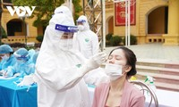 越南在成功应对新冠肺炎疫情的近100个国家排名中居第二位