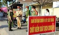 越南各地合理采取流行病防控措施