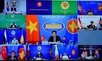 东盟外长非正式视频会议