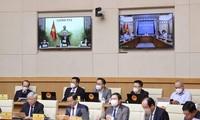 促进发展经济社会与巩固、提高党的领导地位