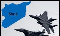 美国对叙利亚发动空袭后的中东紧张局势