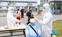 越南3月3日新增7例新冠肺炎确诊病例